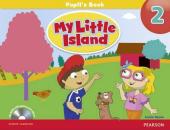 My Little Island 2 Student Book + CD (підручник) - фото обкладинки книги