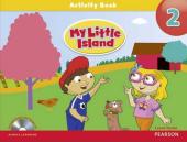 My Little Island 2 Workbook + Song CD - фото обкладинки книги