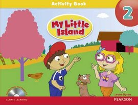 My Little Island 2 Workbook + Song CD - фото книги