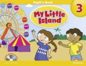 My Little Island 3 Student Book + CD (підручник) - фото обкладинки книги