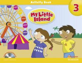 My Little Island 3 Workbook + Songs CD - фото книги