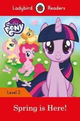 My Little Pony: Spring is Here! - Ladybird Readers Level 2 - фото обкладинки книги