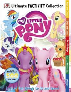 My Little Pony Ultimate Factivity Collection - фото книги