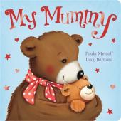 My Mummy Board Book - фото обкладинки книги