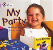 My Party - фото обкладинки книги