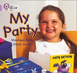 My Party - фото книги