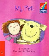 My Pet Level 1 ELT Edition - фото обкладинки книги