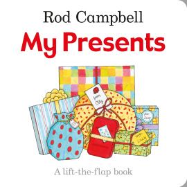 My Presents Board Book - фото книги
