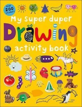 My Super Duper Activity Books: Drawing - фото книги