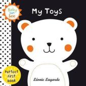My Toys - фото обкладинки книги
