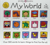 My World - фото обкладинки книги