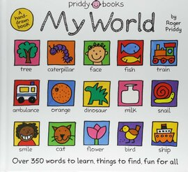My World - фото книги