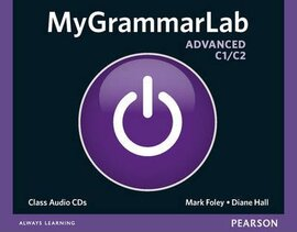 MyGrammarLab Advanced C1/C2 Audio CD (аудіодиск) - фото книги