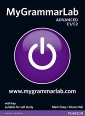 MyGrammarLab Advanced C1/C2 Student Book + Key (підручник) - фото обкладинки книги