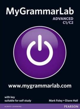 MyGrammarLab Advanced C1/C2 Student Book + Key (підручник) - фото книги