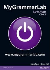 MyGrammarLab Advanced C1/C2 Student Book without Key (підручник) - фото обкладинки книги