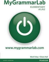 MyGrammarLab Elementary A1/A2 Student Book without Key (підручник) - фото обкладинки книги