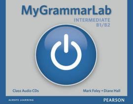 MyGrammarLab Intermediate B1/B2 Audio CD (аудіодиск) - фото книги