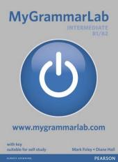 MyGrammarLab Intermediate B1/B2 Student Book + Key (підручник) - фото обкладинки книги