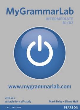 MyGrammarLab Intermediate B1/B2 Student Book + Key (підручник) - фото книги