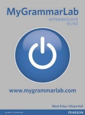 MyGrammarLab Intermediate B1/B2 Student Book without Key (підручник) - фото обкладинки книги