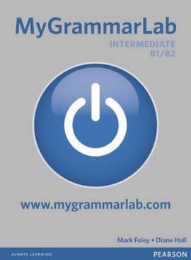 MyGrammarLab Intermediate B1/B2 Student Book without Key (підручник) - фото книги