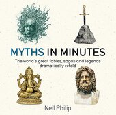 Myths in Minutes - фото обкладинки книги
