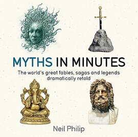 Myths in Minutes - фото книги