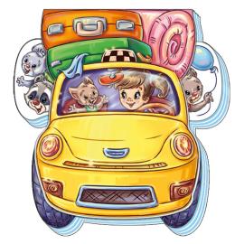 На дорозі: Швидке таксі - фото книги