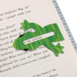 Набір закладок Line Markers Critters (2шт.) - фото книги
