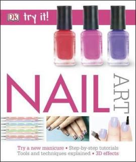 Nail Art - фото книги