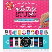 Nail Style Studio - фото обкладинки книги