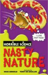 Nasty Nature - фото обкладинки книги
