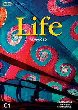National Geographic Learn Cengage Learning Life Advanced  C1 with DVD Paul Dummett; John Hughes; Helen Stephenson - фото книги