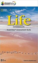 National Geographic Learn Cengage Learning Life Intermediate ExamView Assessment Suite B1+ Katerina Mestheneou - фото обкладинки книги