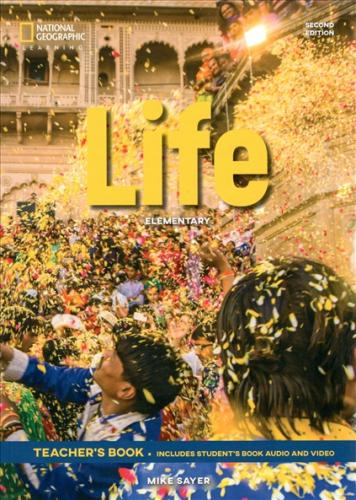 Книга для вчителя National Geographic Learn Second Edition Life