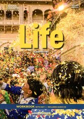Книга для вчителя National Geographic Learn Second Edition Life Elementary Workbook with Key includes Audio CD John Hughes