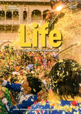 National Geographic Learn Second Edition Life Student's Book Elementary John Hughes, Helen Stephenson, Paul Dummett - фото книги