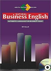 Natural Business English : Authentic Language for Business Today - фото обкладинки книги