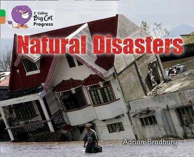 Книга Natural Disasters