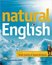 Natural English Elementary. Student's Book with Listening Booklet - фото обкладинки книги
