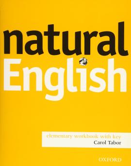 Natural English Elementary. Woorkbook with Key - фото книги