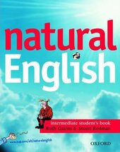 Natural English Intermediate. Student's Book with Listening Booklet - фото обкладинки книги