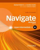 Navigate Upper-Intermediate B2: Workbook with Key with Audio C - фото обкладинки книги