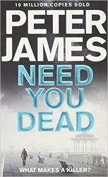 Need You Dead. Roy Grace. Book 13 - фото обкладинки книги