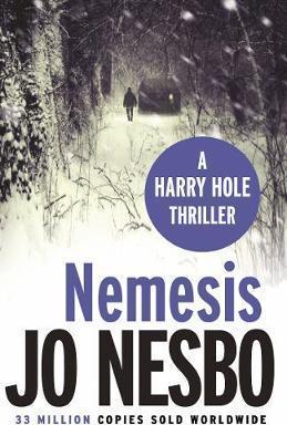 Nemesis : Harry Hole 4 - фото книги
