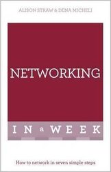 Networking In A Week : How To Network In Seven Simple Steps - фото обкладинки книги