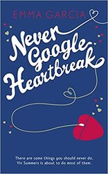 Never Google Heartbreak - фото обкладинки книги