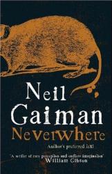 Neverwhere - фото обкладинки книги
