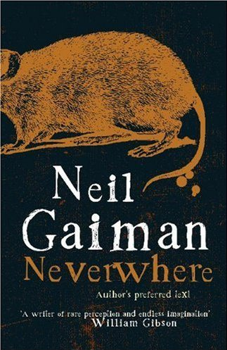 Книга Neverwhere